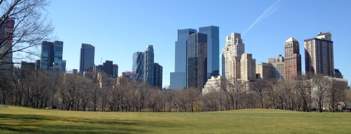 Central Park is one of Niu York.