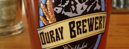 Ouray Brewery is one of Colorado Breweries.