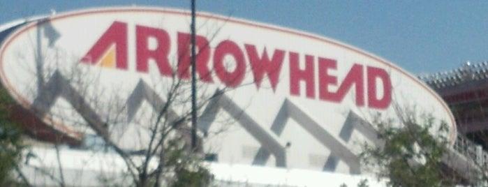Arrowhead Stadium is one of US Pro Sports Stadiums - ALL.
