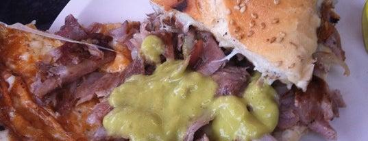 Tacos Arabes El Hayito is one of CDMX.