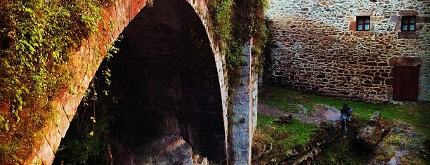 Puente Viejo de Liérganes is one of De turismo por Cantabria.