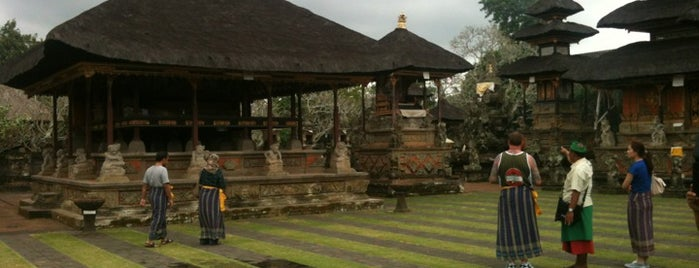 Pura Desa Puseh Batuan is one of The #AmazingRace 22 map.