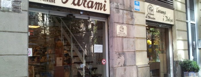 Parami is one of Barcelona Shopping.