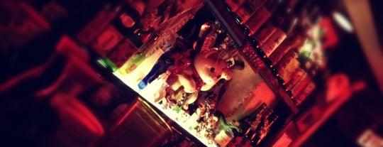 Sake Bar Decibel is one of More Manhattan.