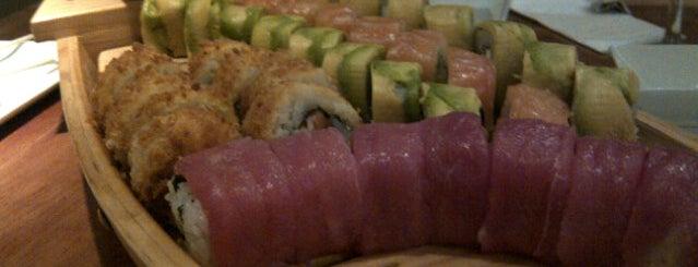 Sushihana is one of Para almorzar y/o comer.
