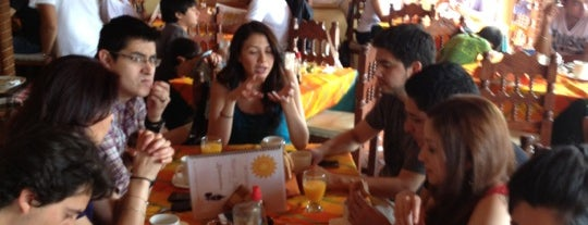 Restaurante Maria Alejandra is one of Lugares favoritos de Angel.