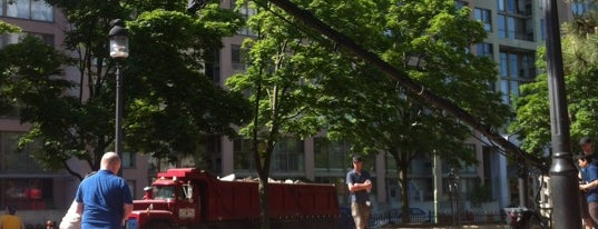 David Crombie Park is one of Toronto.