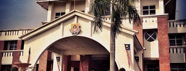 Sekolah Sultan Alam Shah (SAS) is one of Learning Centers #2.