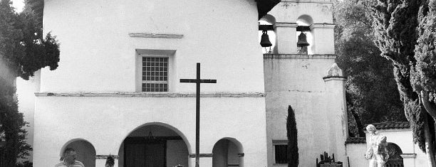 Mission San Juan Bautista is one of California Favorites.