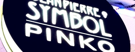 Jean Pierre Symbol Pinko is one of Посетить.