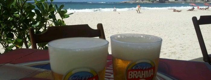 Quiosque Chopp Brahma is one of Rio de Janeiro.