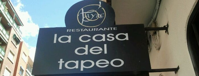La Casa Del Tapeo is one of valencia.
