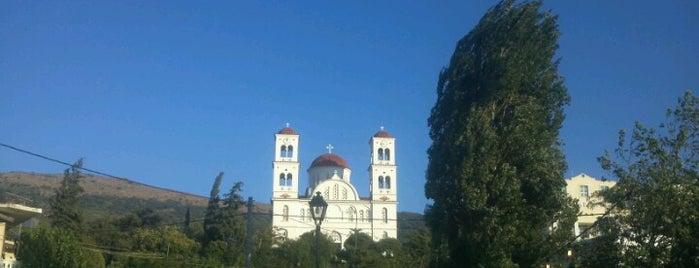 Κάντανος is one of สถานที่ที่บันทึกไว้ของ Christos.