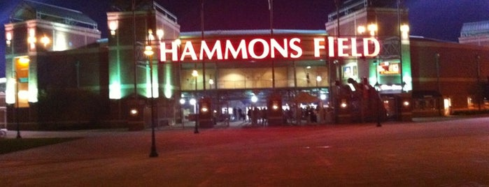 Hammons Field is one of Places to Visit.