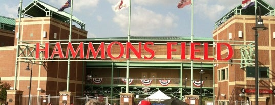 Hammons Field is one of Minor League Ballparks.