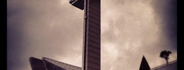 Iglesia de la Esperanza de María en la Resurrección del Señor is one of Stephania : понравившиеся места.