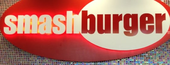 Smashburger is one of Saved TIPS.
