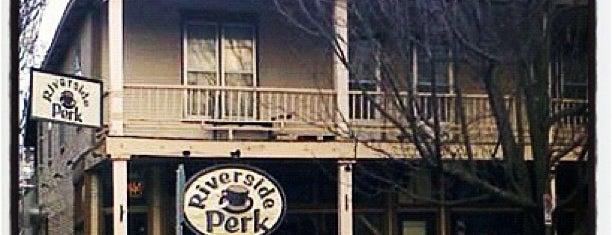 Riverside Perk is one of Joe: сохраненные места.