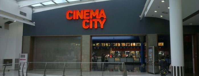 Cinema City is one of Locais curtidos por Veronika.