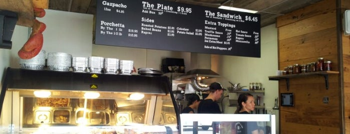 Porchetta & Co. is one of Toronto, ON.