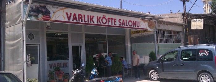 Varlık Köfte & Çorba is one of Eskişehir.