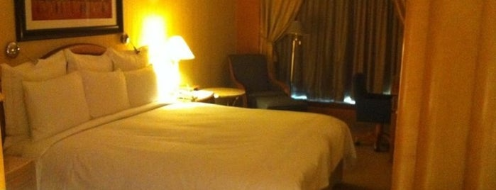 JW Marriott Hotel is one of 9aq3obeyaさんのお気に入りスポット.