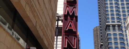 Goodman Theatre is one of Theatre Community.