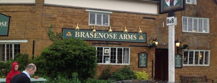 The Brasenose Arms is one of Carl 님이 좋아한 장소.