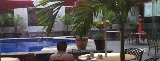 Hotel Celta is one of Tempat yang Disukai Hector.