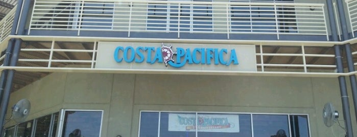 Costa Pacifica - San Antonio Seafood Restaurant is one of Orte, die David gefallen.