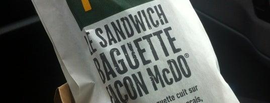 McDonald's is one of Lugares favoritos de Federico.