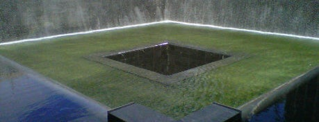 National September 11 Memorial & Museum is one of 101 places to see in Manhattan before you die.