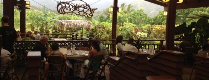 Bar Acuda is one of Kauai.