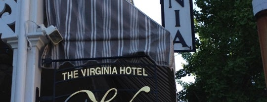 Virginia Hotel is one of Cape May.