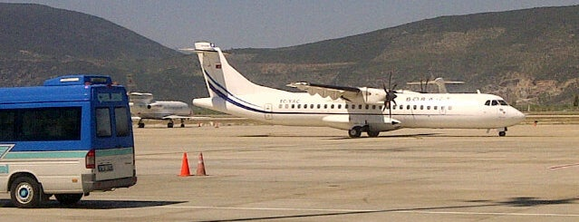 Kocaeli Cengiz Topel Havalimanı (KCO) is one of Locais curtidos por Furkan.