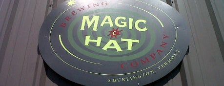 Magic Hat Brewing Company is one of Best Breweries in the World.
