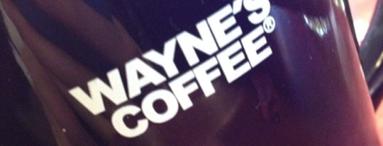 Wayne's Coffee is one of Sweden with kid.