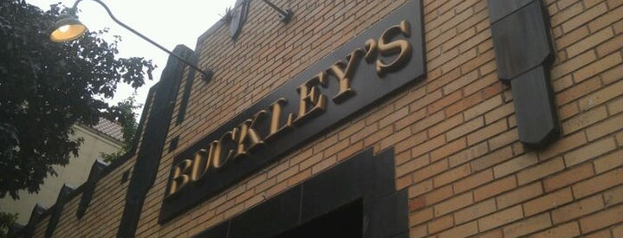 Buckley's in Belltown is one of 100 Places To Eat & Drink in Belltown (Seattle).