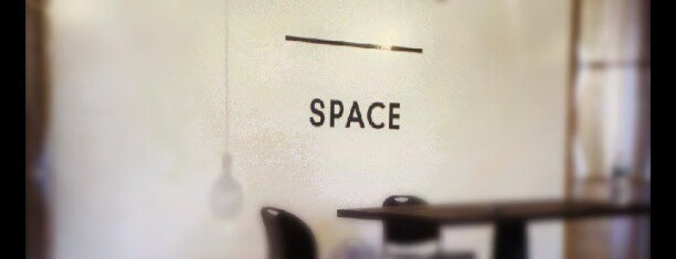 Projective Space is one of My Tech Places in NYC and around - done/to-do list.
