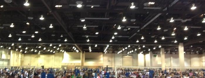 Reno-Sparks Convention Center is one of Lieux qui ont plu à Jeff.