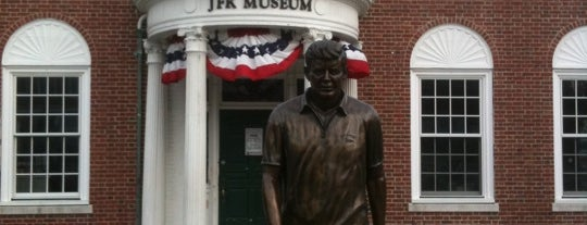 JFK Museum is one of Cape Cod, Hyannis.