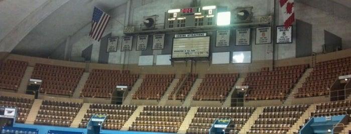 Hersheypark Arena is one of Hershey.
