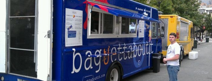 Baguettaboutit Food Truck is one of Places to visit.