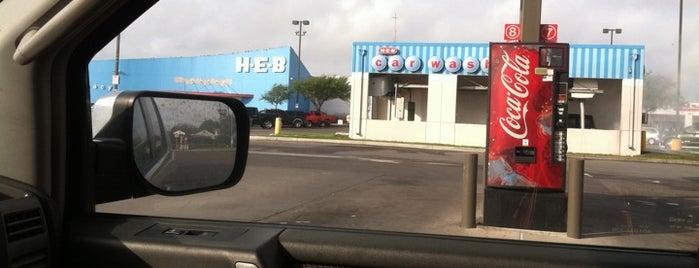 Heb Gas is one of Locais curtidos por J..