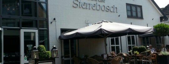 Sterrebosch is one of Vriendenkring Hertog Jan-café 2012.