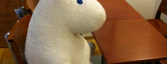 Moomin House Cafe is one of Japan • Tokyo.
