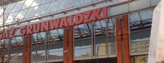 Pasaż Grunwaldzki is one of Wroclaw-erasmus.