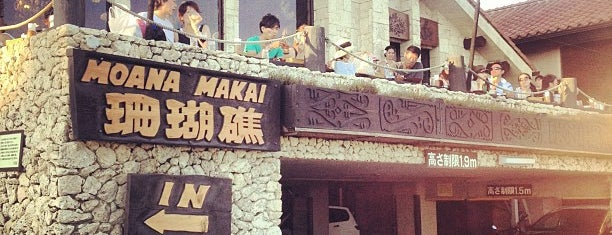 Moana Makai Sangosho is one of Orte, die Ricky gefallen.