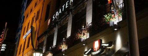 Spatenhaus an der Oper is one of Bars + Restaurants.
