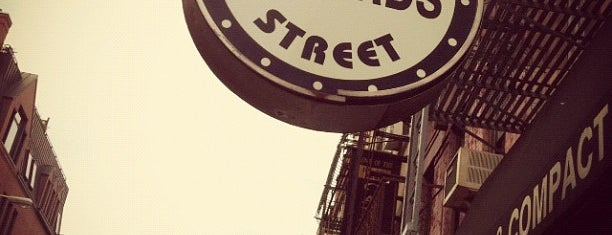 Bleecker Street Records is one of Music Arts & Culture.